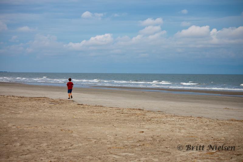 Beach Walk ©Britt Nielsen